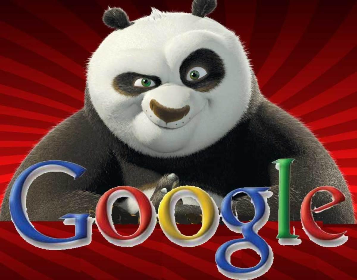 Panda's also involved