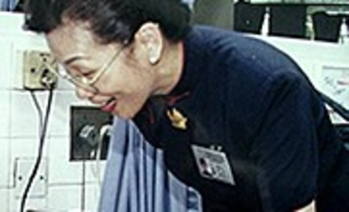 Sister Yeh Ci Jing
