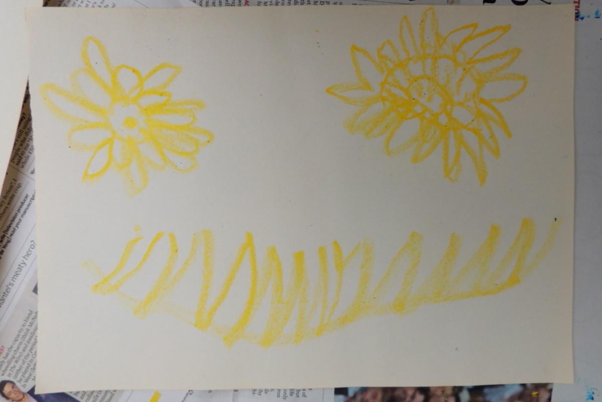 A kid's design.
