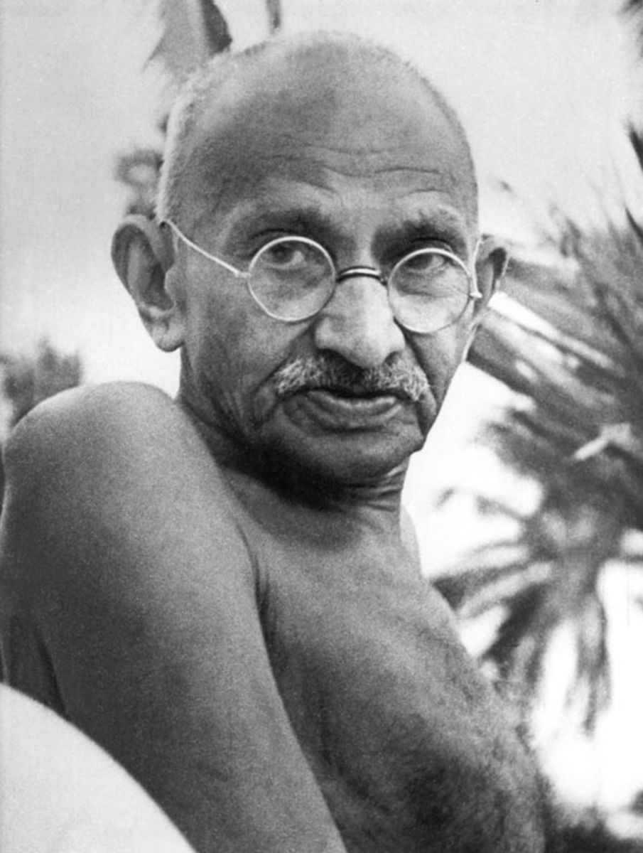 Mahatma Gandhi's Birthday - Gandhi Jayanti - Father of the Nation