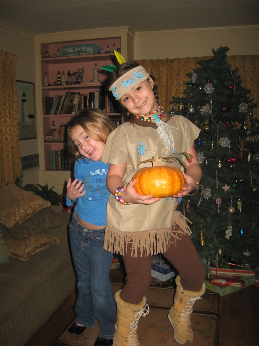 School Projects - Native Americans