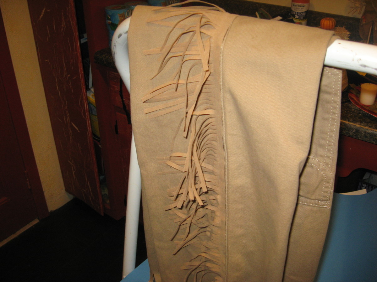 Indian Costume bottoms