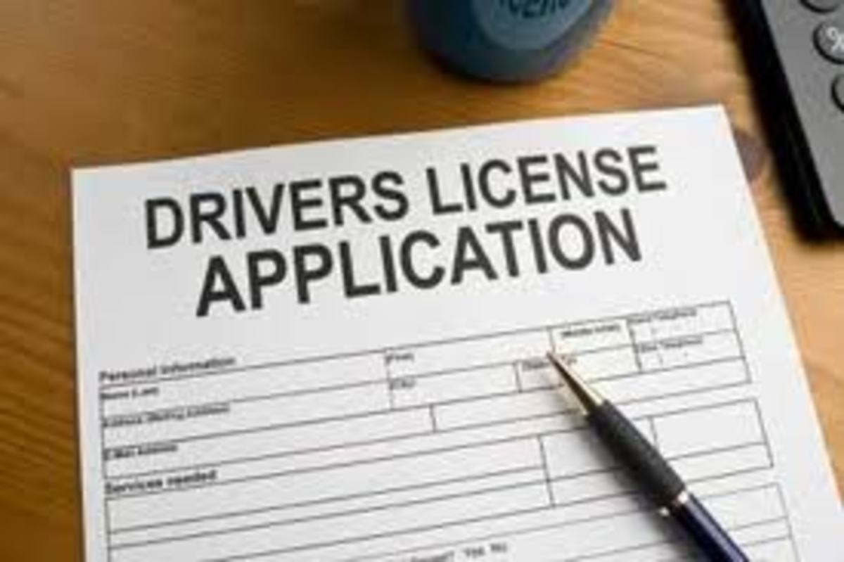 How to apply for a Ugandan Drivers License/International Drivers License Exchange