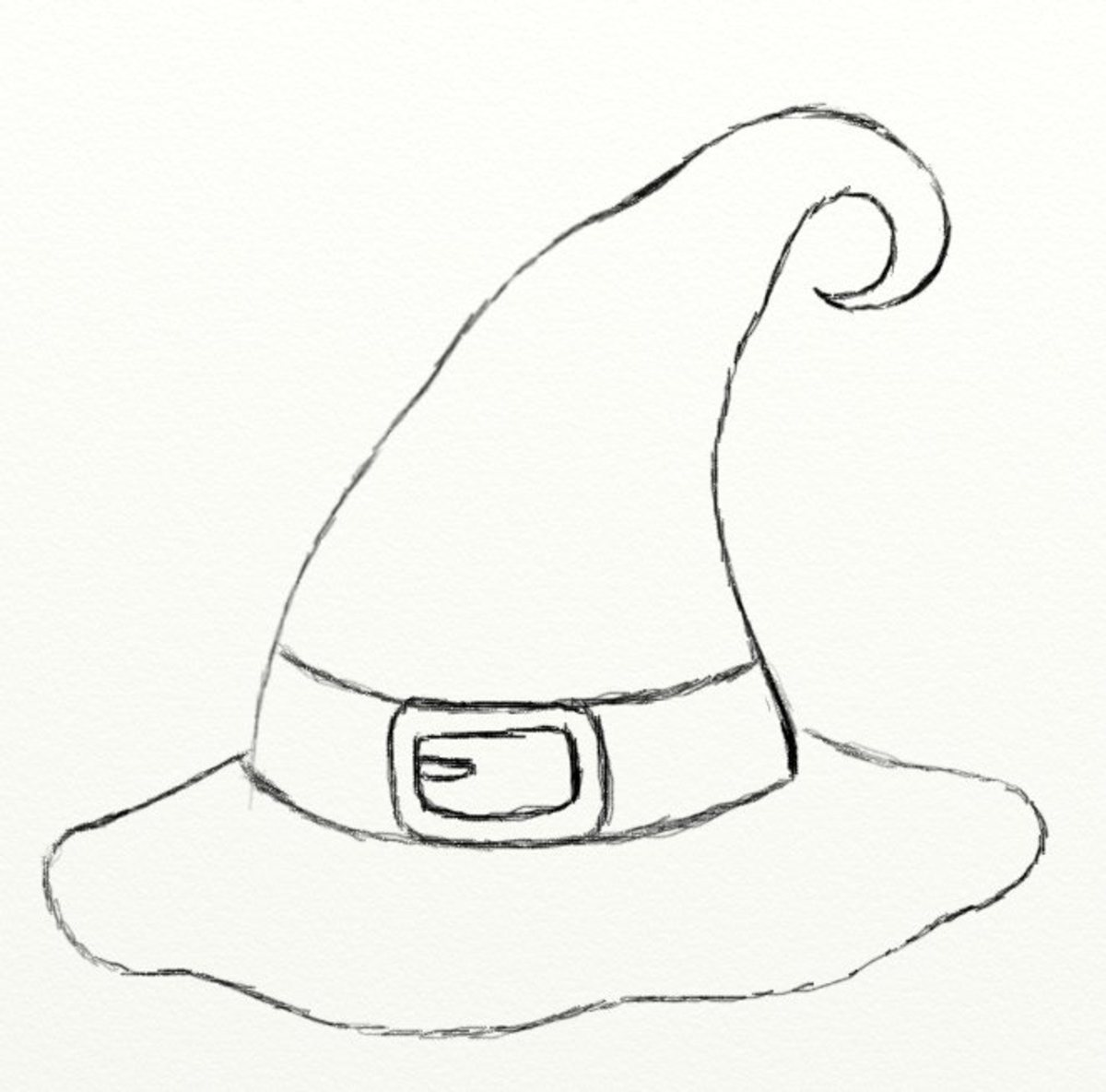 how-to-draw-a-witch-hat