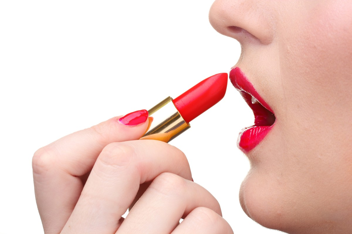 Red Lipstick for Mature Women