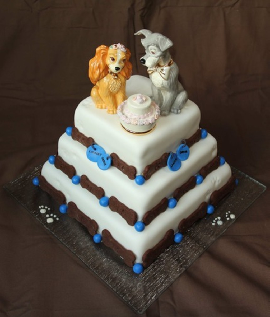 Specially created for a couple who are animal lovers