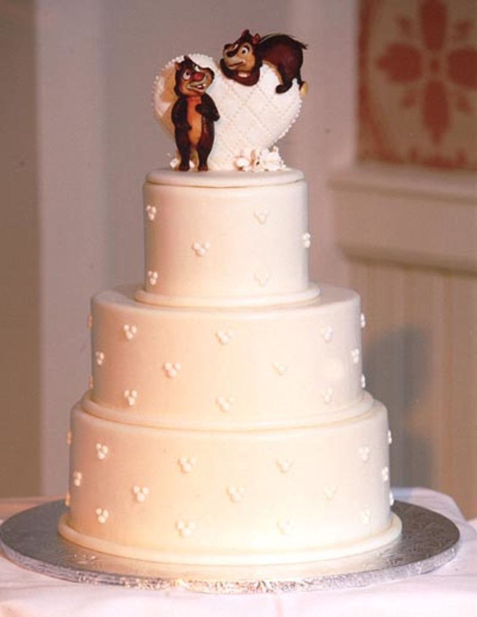 disney fairytale wedding cakes top 10 disney tale wedding cakes hubpages 13551