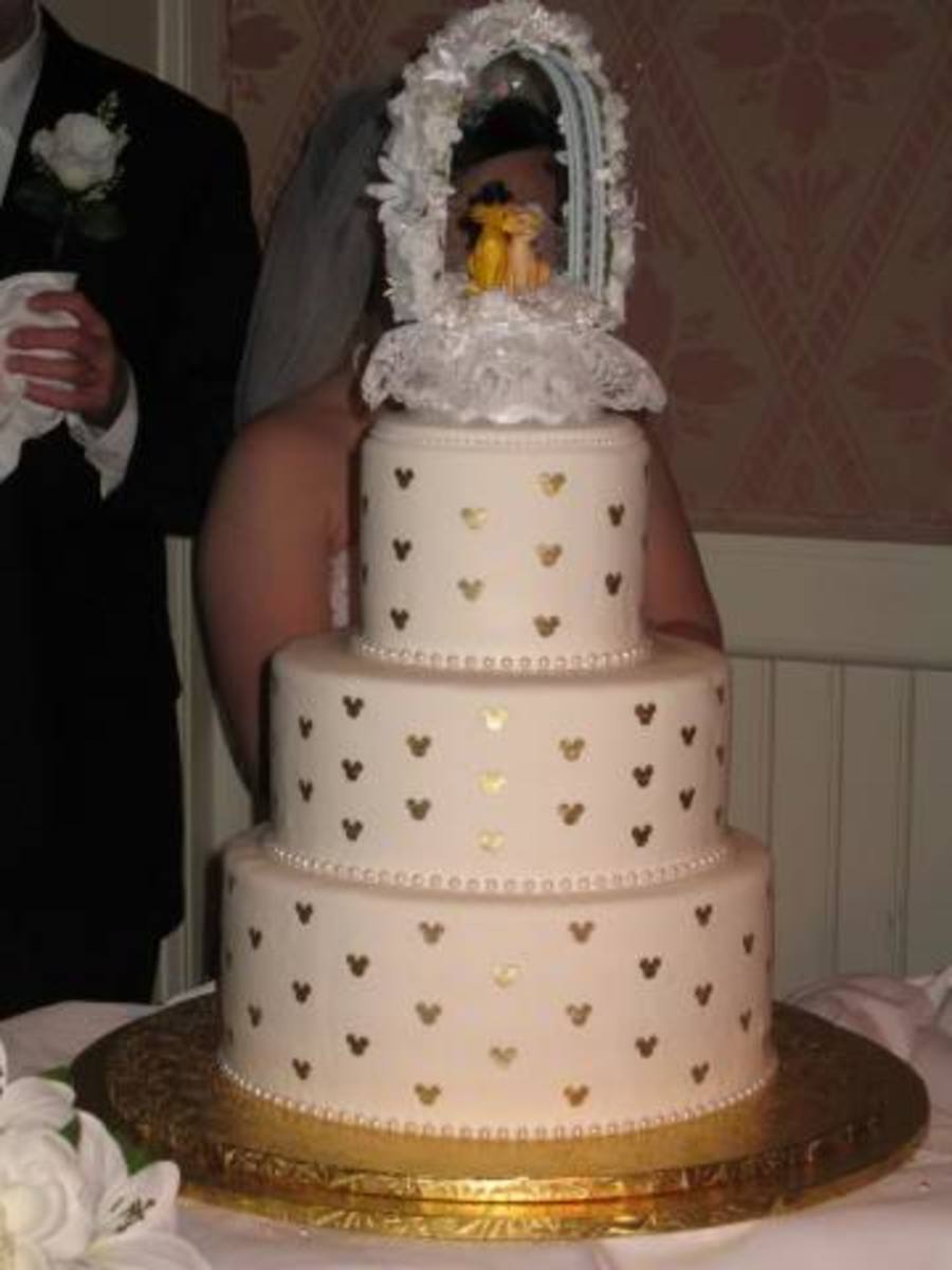 Top 10 Disney Fairy Tale Wedding Cakes Hubpages
