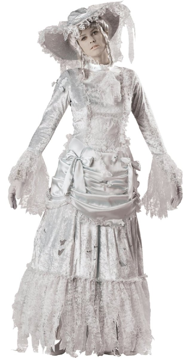 In Character Costumes, LLC Ghostly Lady Adult Gown