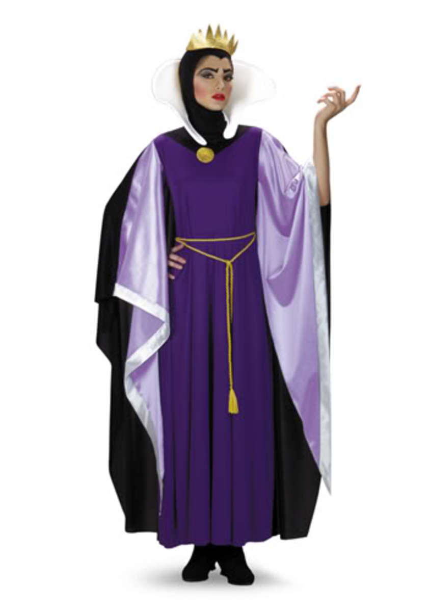 Snow White Disney Evil Queen Adult Costume
