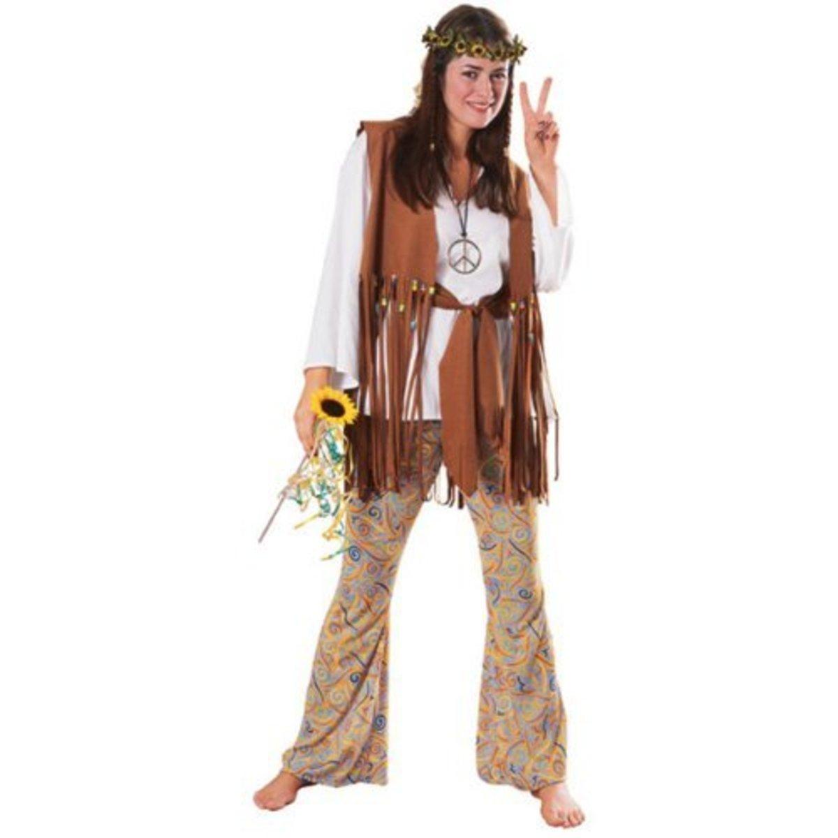 Love Child Adult Hippie Costume