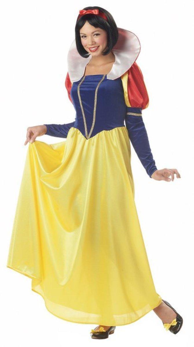 California Costumes Women's Snow White