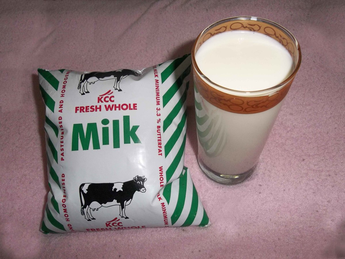 Milk value, history and the linguistic trail