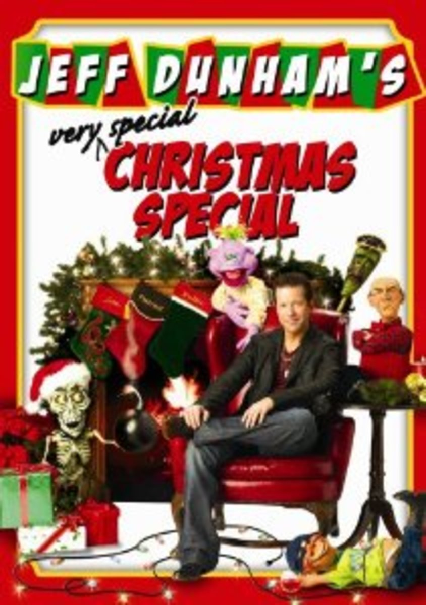 Merry Christmas From Jeff Dunham