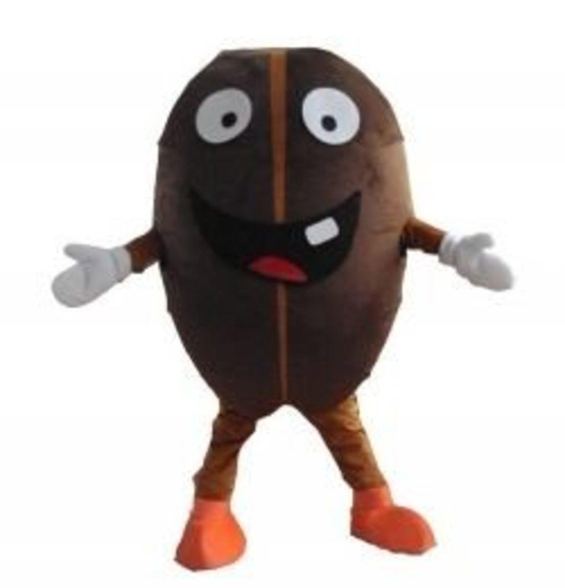 coffee-costume