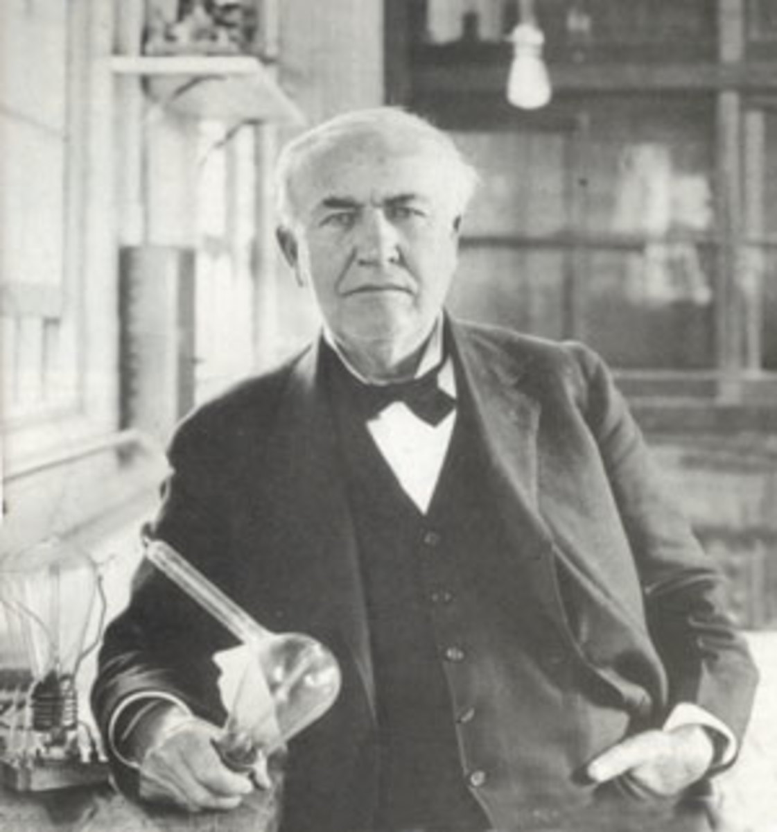 As he doggedly pursued his inventions, Thomas Edison endured repeated failure before achieving life changing innovations.