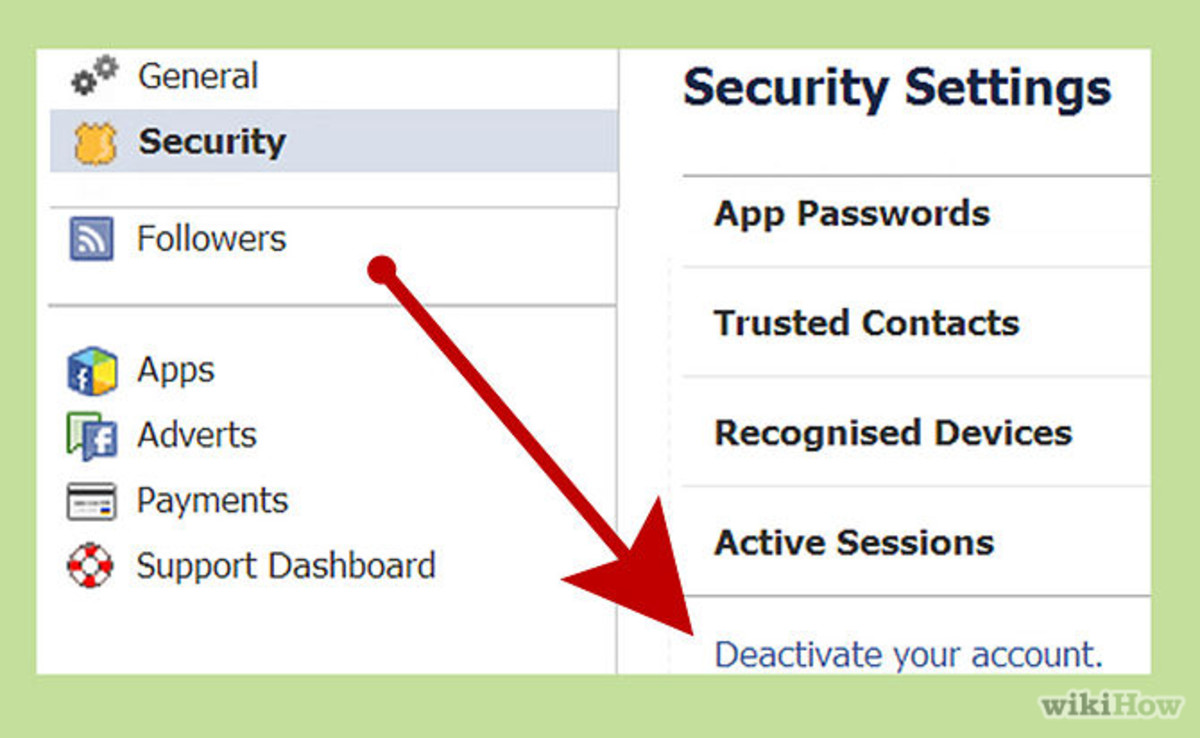 Shut Facebook Down and Close Your Account-Cold Turkey