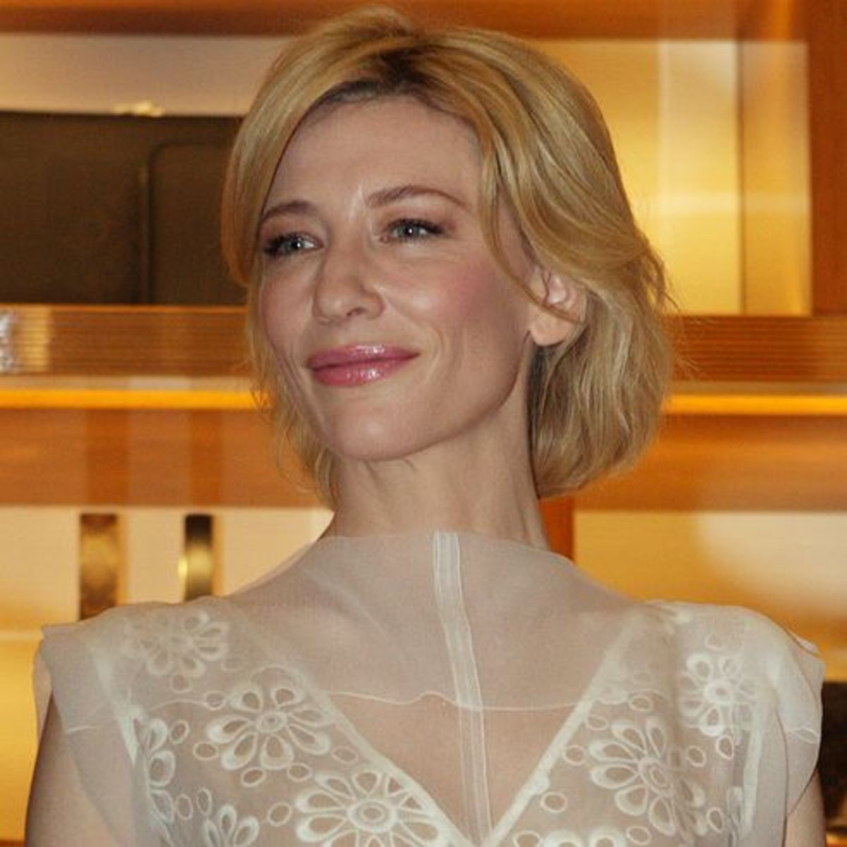 Cate Blanchett, married since 1997
