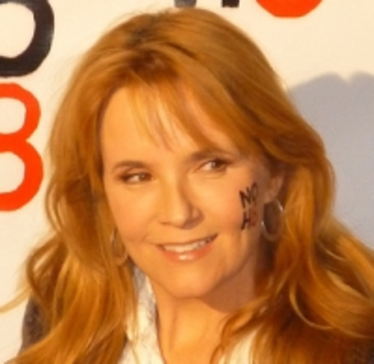 Lea Thompson, married since 1989