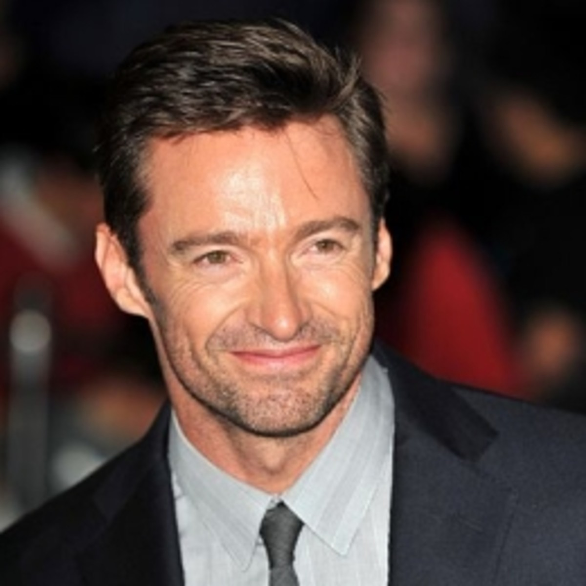 Hugh Jackman, married since 1996