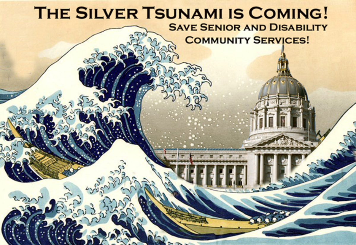 Five Economic Tsunamis Could Ruin the Economy of the United States