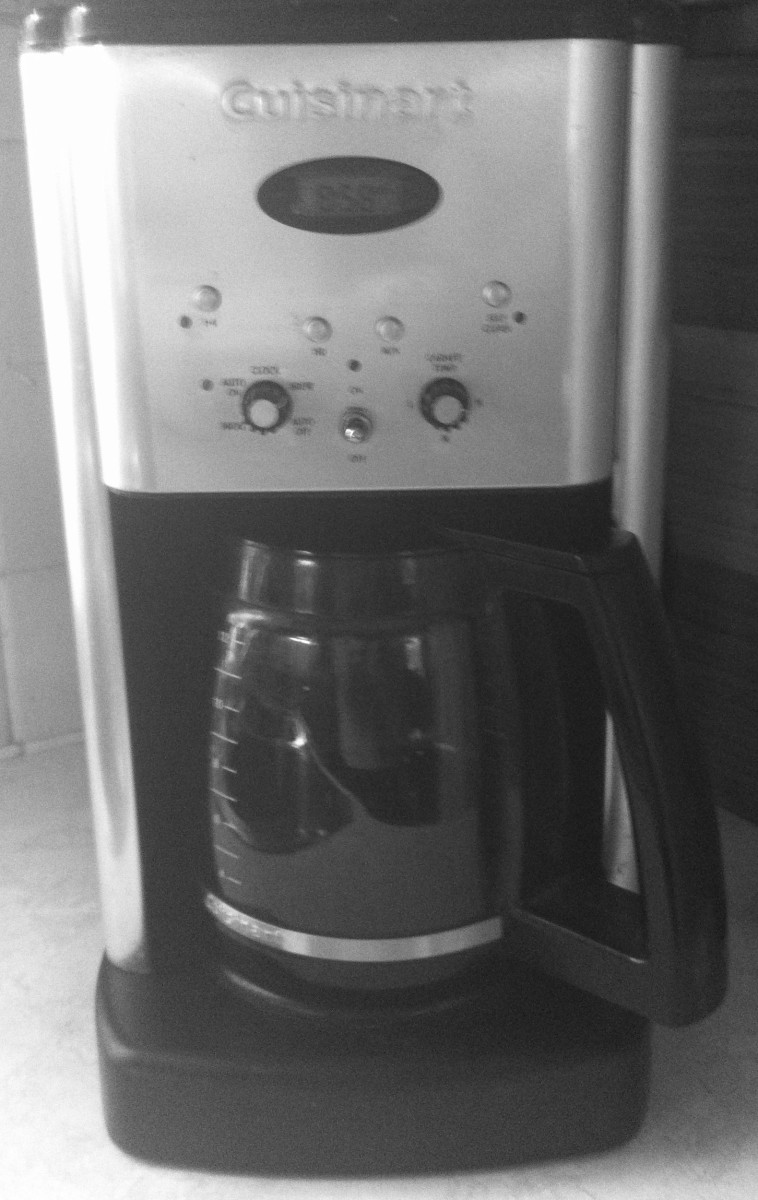Coffee Maker in Question