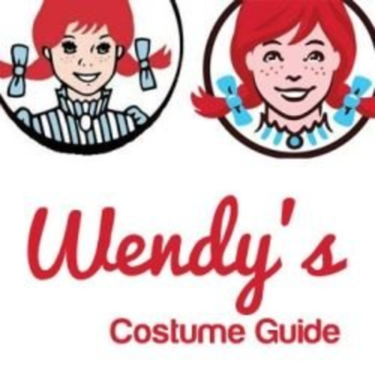 Fast Food Wendy S Dress