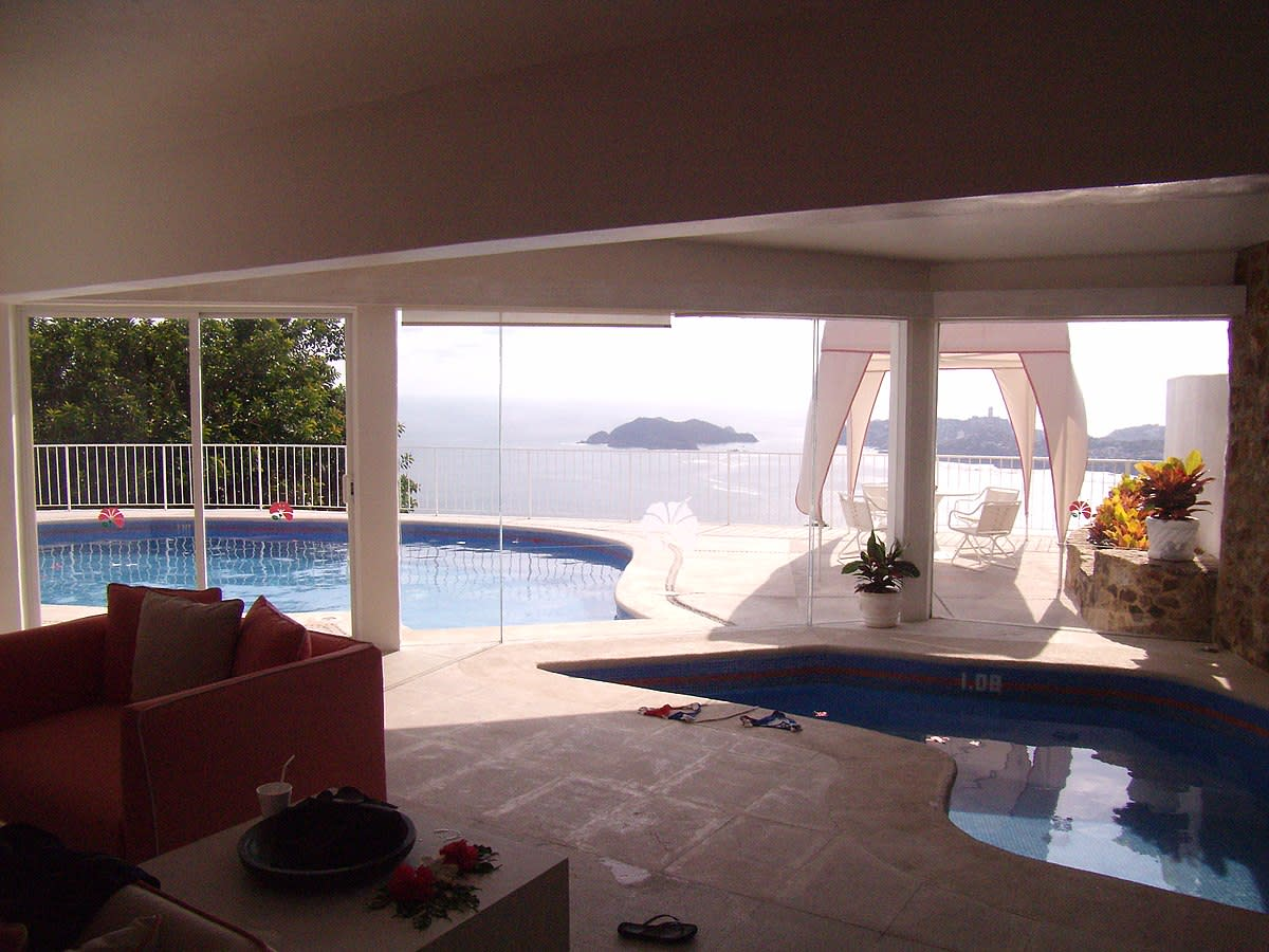 Las Brisas, Acapulco, Mexico, Jr. Presidential Suite, Room 458