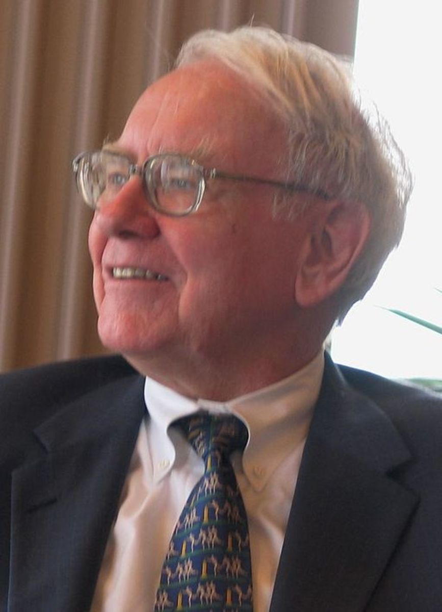 Warren Buffett is a billionaire investor who has given some valuable trading advice.