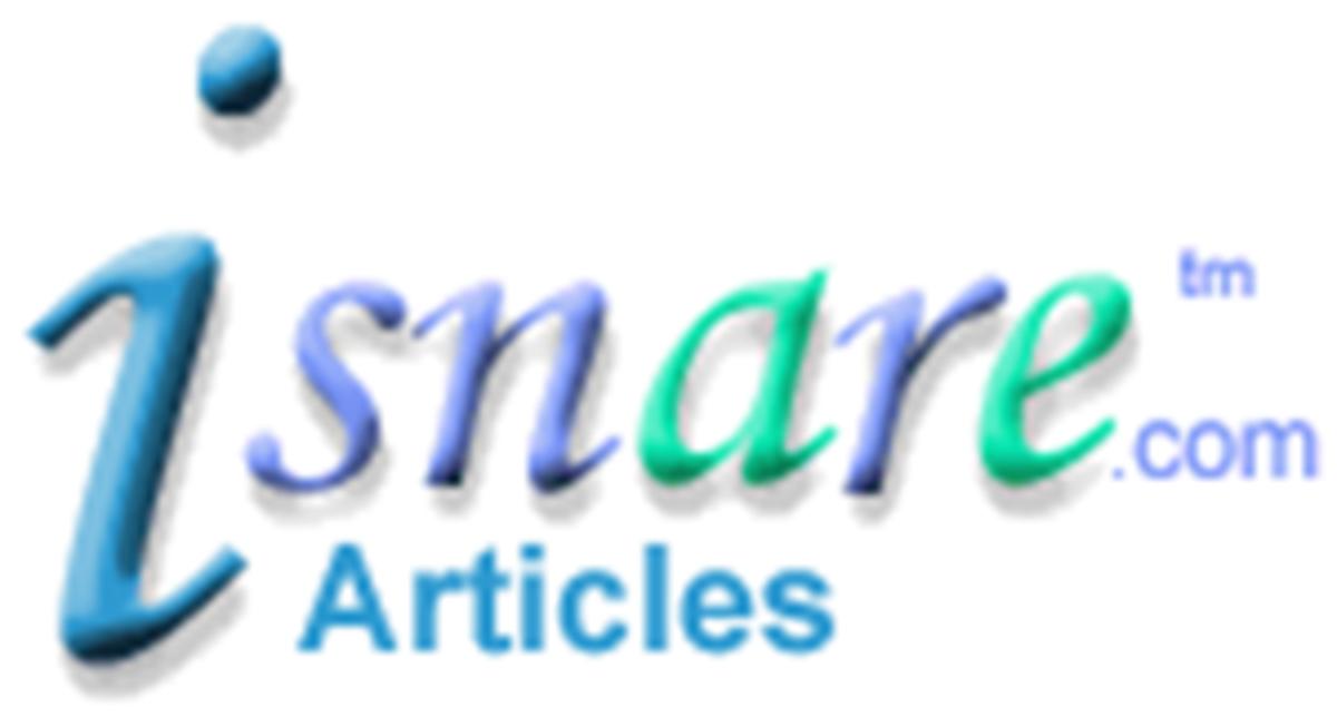 iSnare.com Logo (TM)