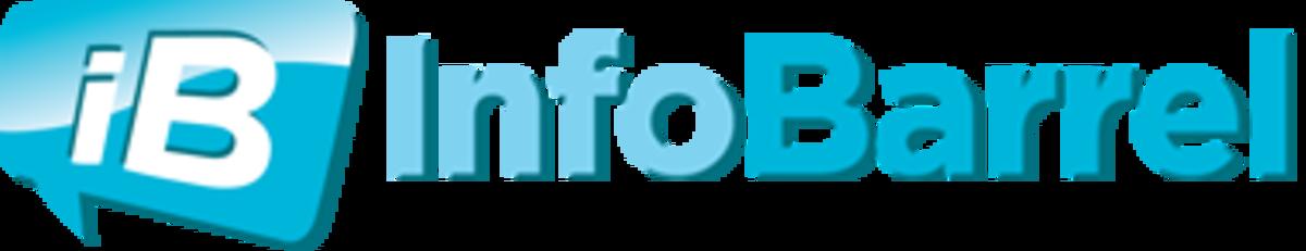 InfoBarrel.com logo (TM)