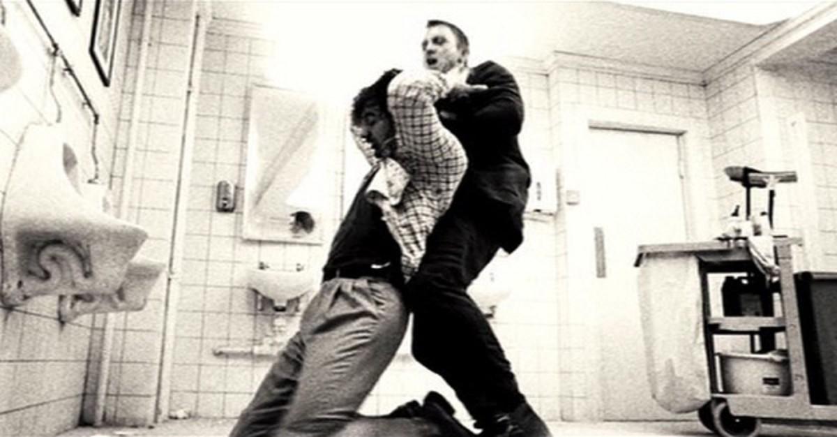 MI6 Conditioning:  The James Bond Daniel Craig Workout visits Rich Man's Gym