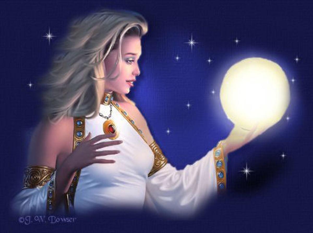 Goddess of Babylon