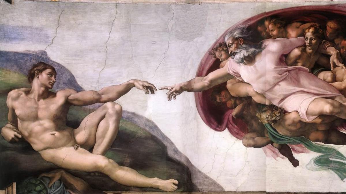 'The Creation of Adam'