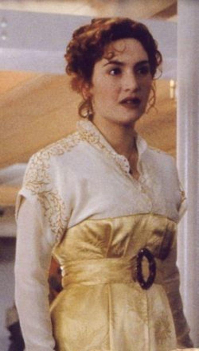 Kate Winslet as Rose DeWitt Bukater from Titanic