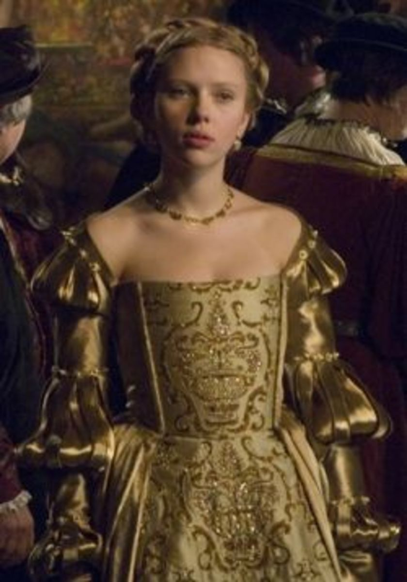 Scarlett Johansson as Mary Boleyn from The Other Boleyn Girl