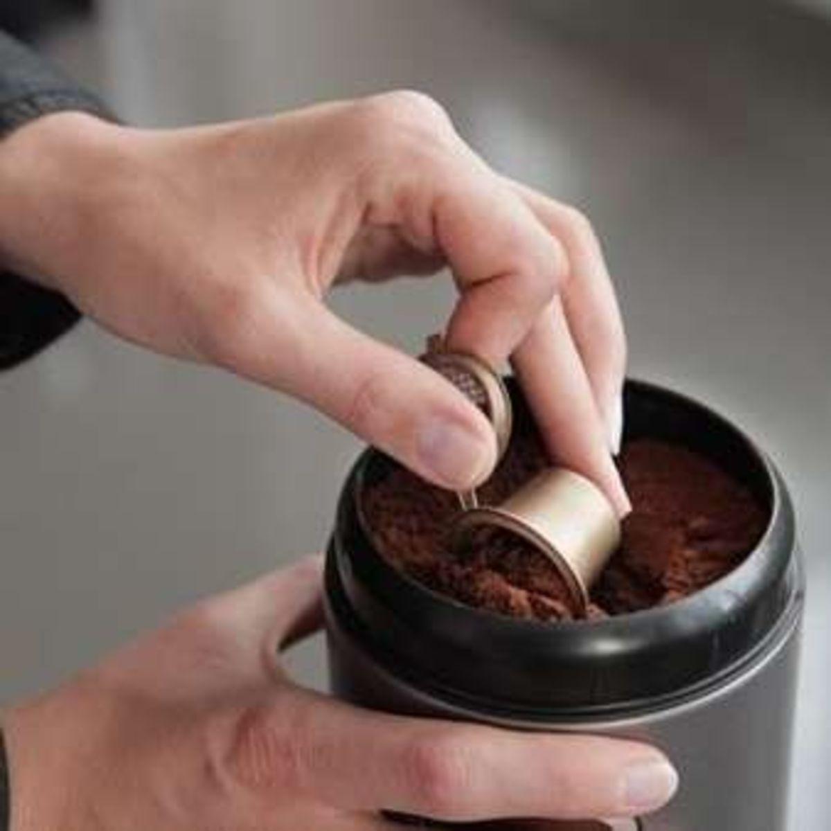 CoffeeDuck Refillable Capsules