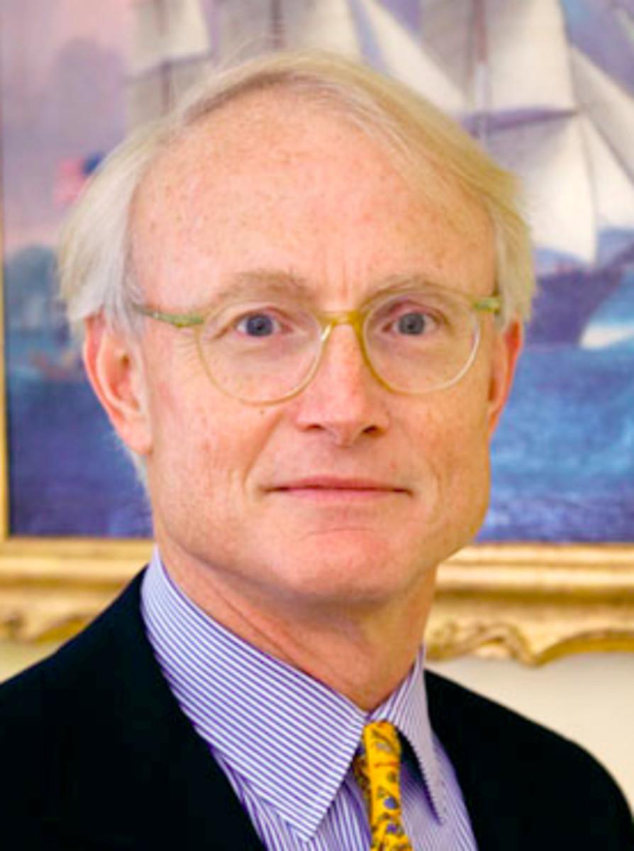 Harvard Business School's Michael Porter