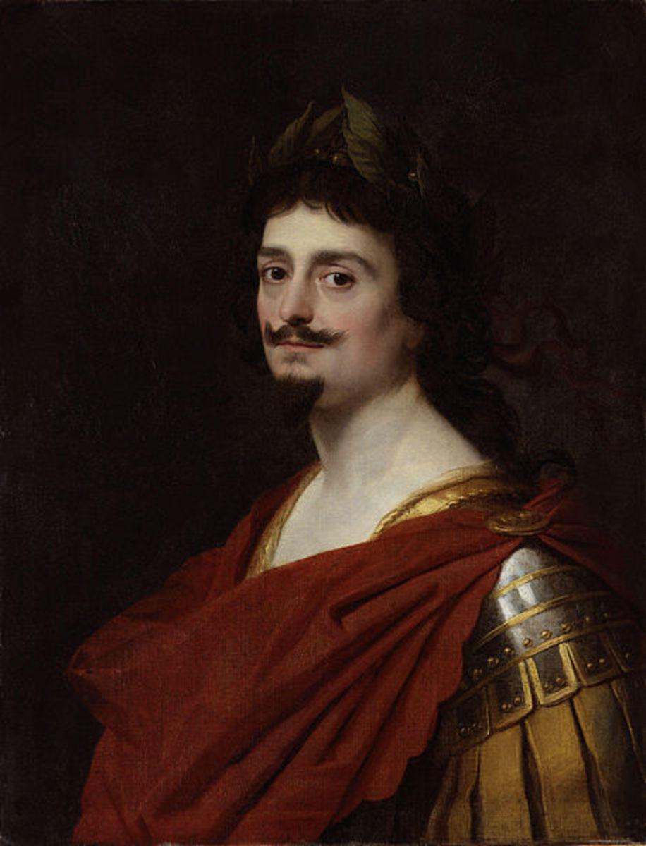 King Frederick V