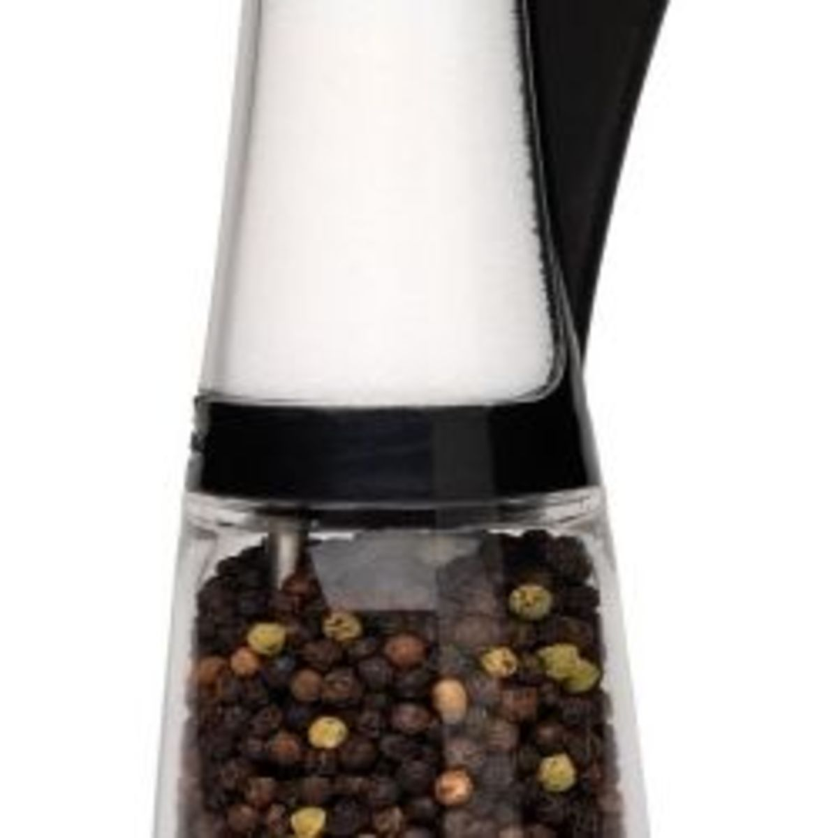Chef'n salt mill and pepper grinder