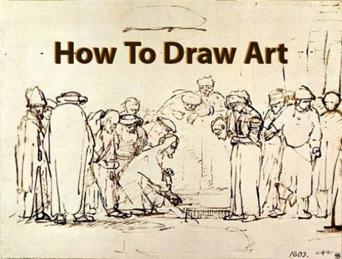Learn How to Draw Art