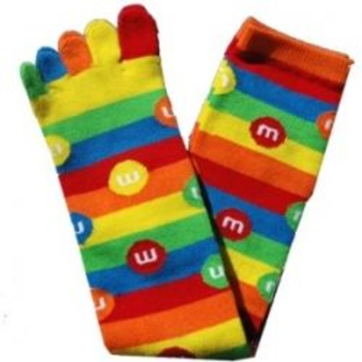 toe-socks-for-geeky-gifts