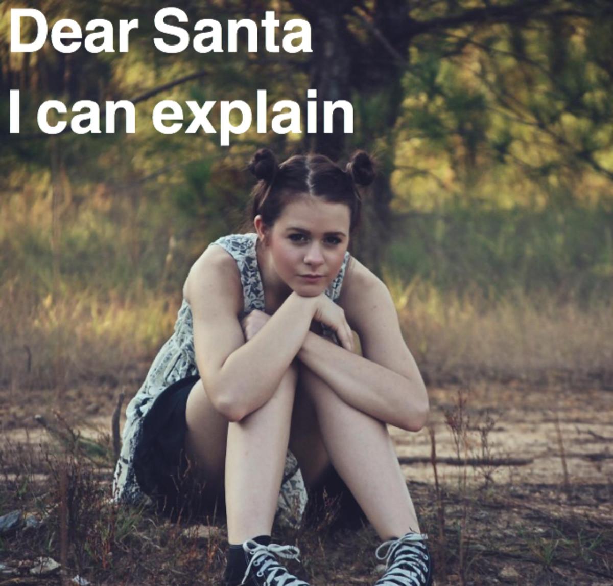 Christmas meme.