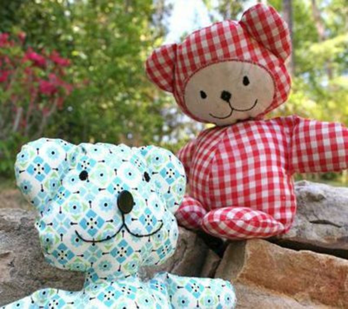 32 All Kinds of Bears Craft Ideas