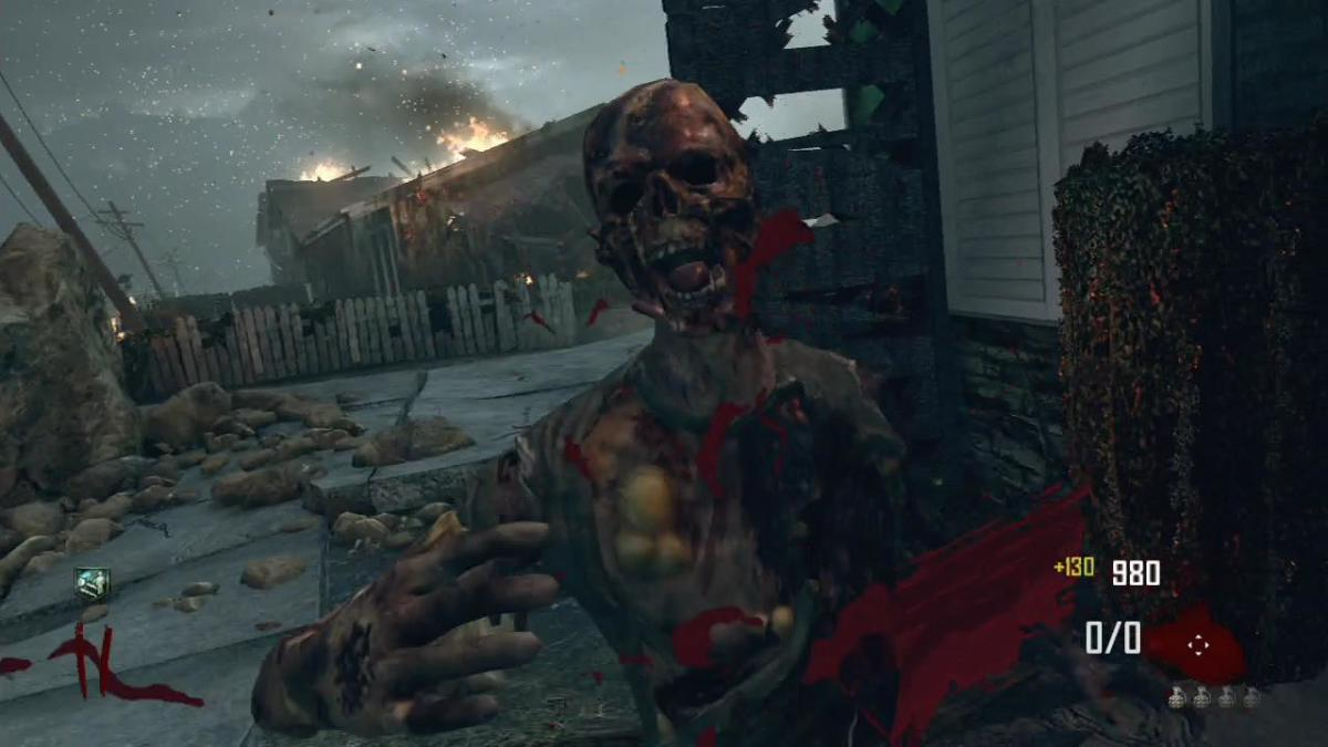 The radioactive dead have returned in Nuketown Zombies!