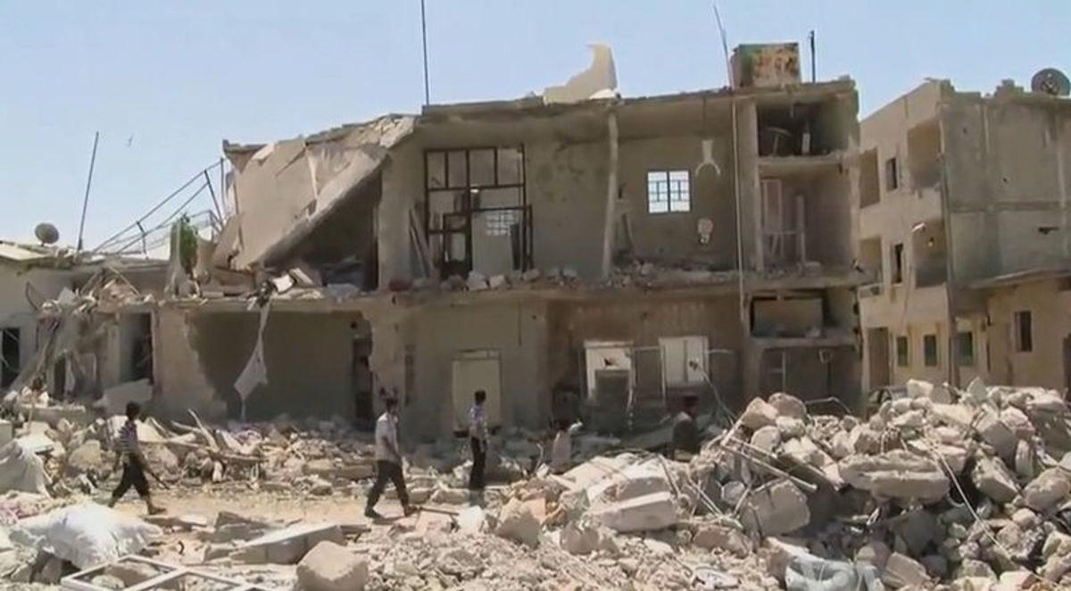 Syria, 2012
