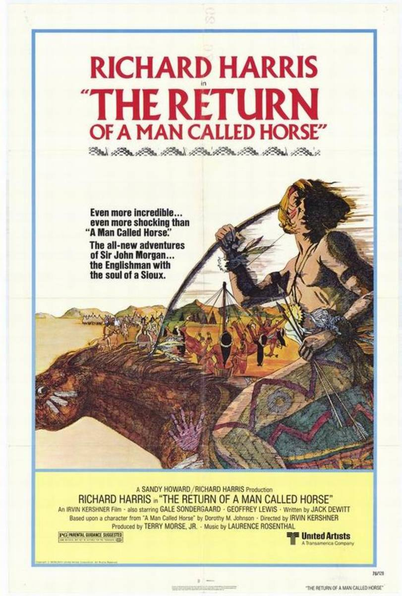 The Return of a Man Called Horse (1976)