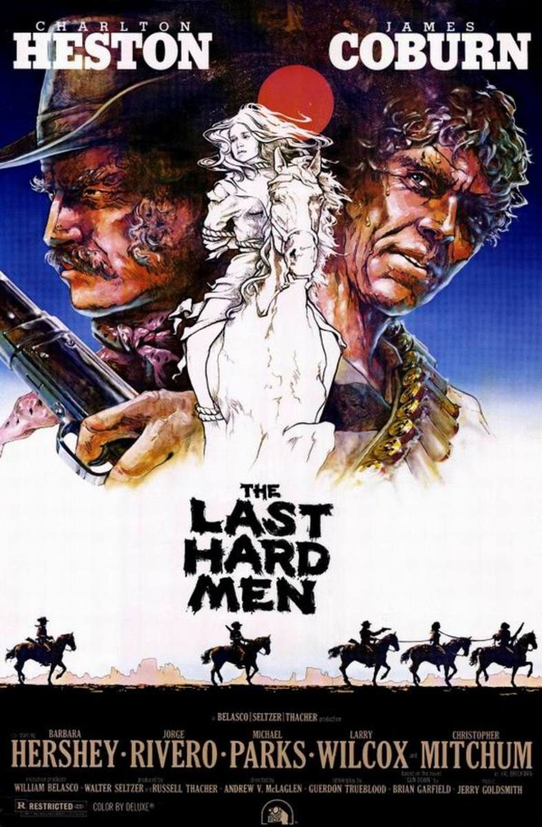 The Last Hard Men (1976)