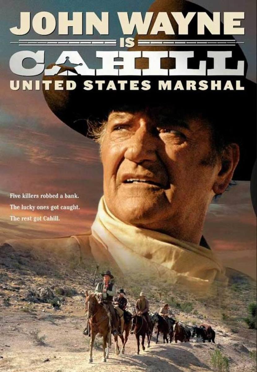 Cahill U.S. Marshall (1973)