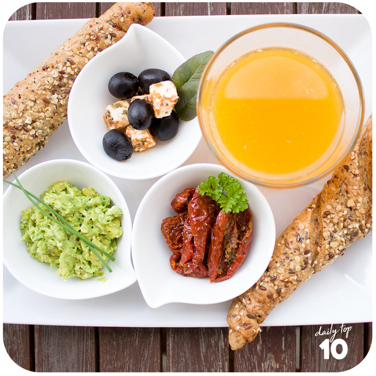 Create a healthy weekly meal plan.